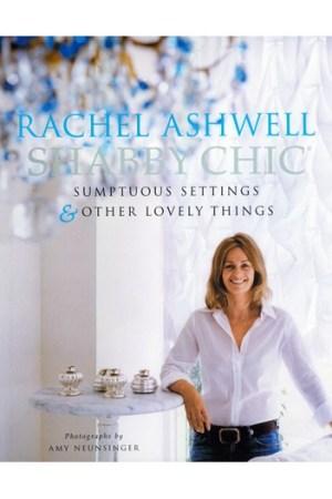 Rachel Ashwell's most recent book.