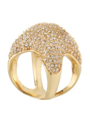 A ring from Serena Williams' line for HSN.
