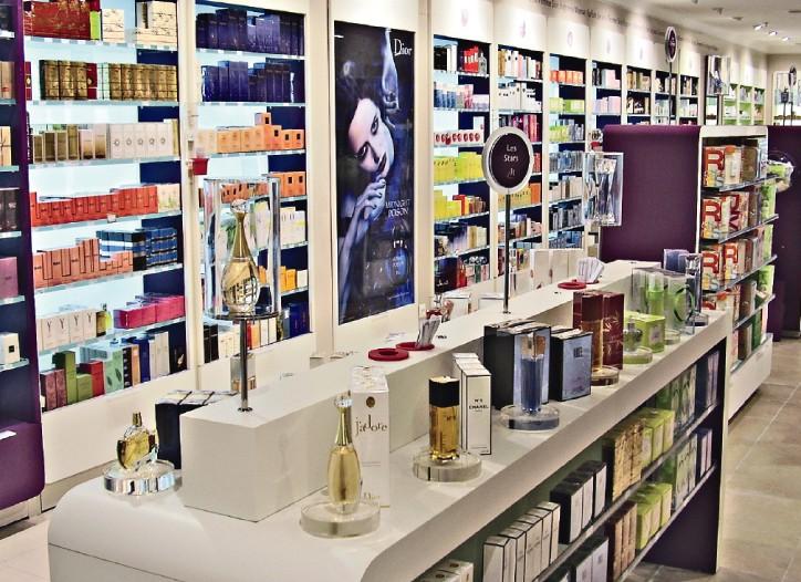 Marrionnaud Parfumeries