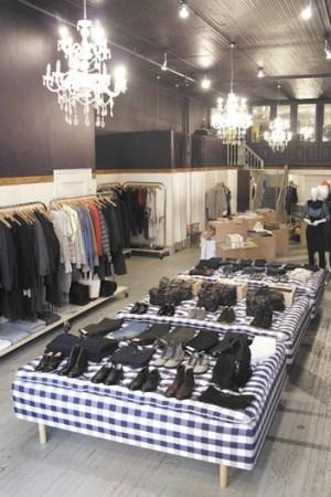 Opening Ceremony's New York store.