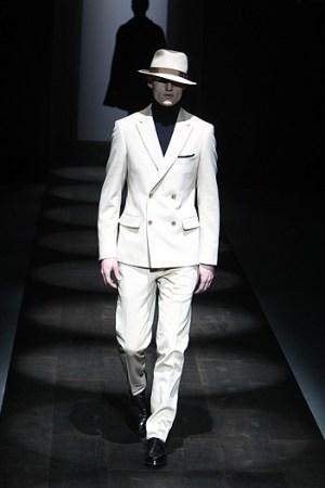 Salvatore Ferragamo Men's Fall 2009