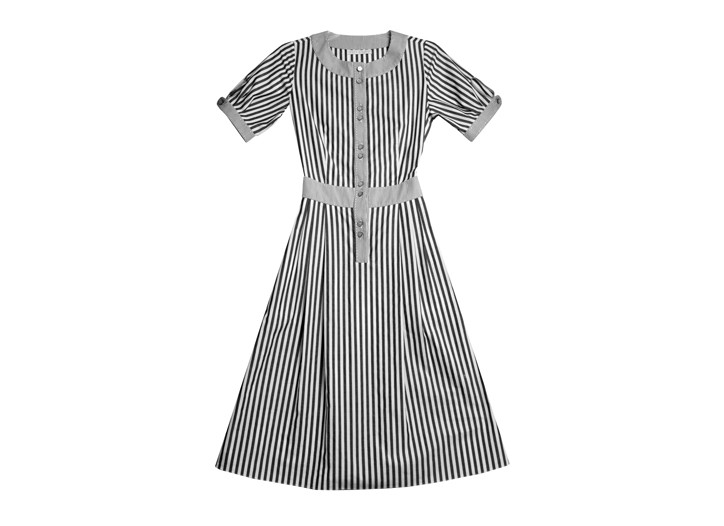 A dress from The AvroKO Collection for Mona & Holly.