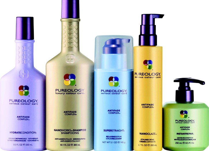 Pureology items.