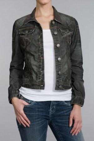 A look from Mek's new sportswear line.