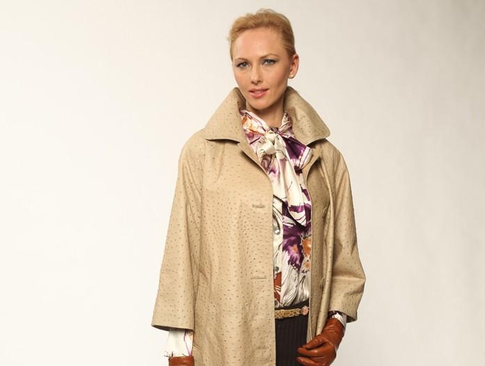 Fall sportswear from Sherry Cassin.