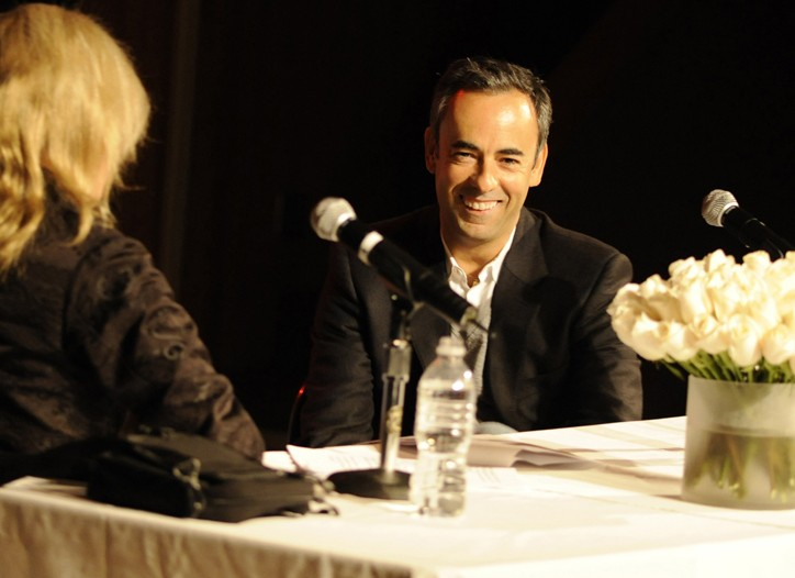 Francisco Costa, in conversation with Valerie Steele.