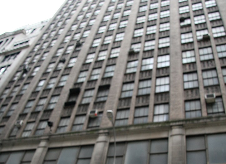 City officials have suggested making 270 West 38th Street the Garment Center's core.