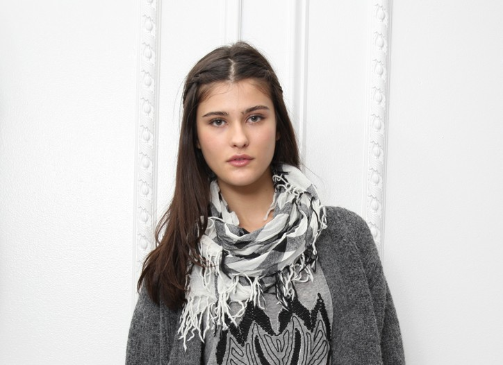 Looks from Madewell's fall and holiday collections.