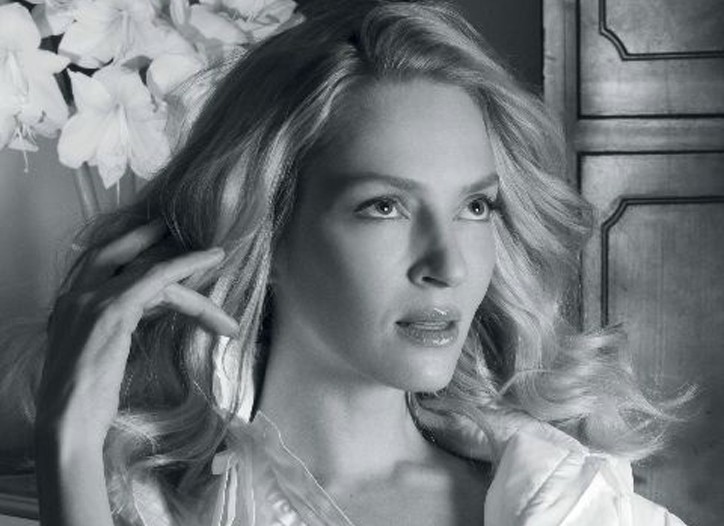 Uma Thurman to be Parfums Givenchy newest face.