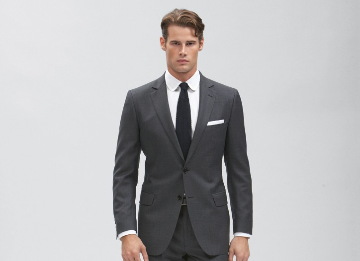 Brooks Brothers' 1818 suit, which retails for less than $1,000, is selling well.