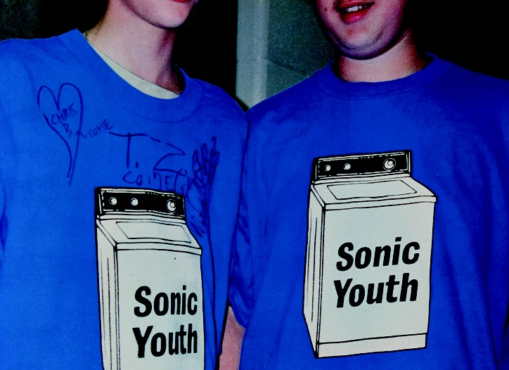 """Mills' cover for the 1995 Sonic Youth album, """"Washing Machine."""""""