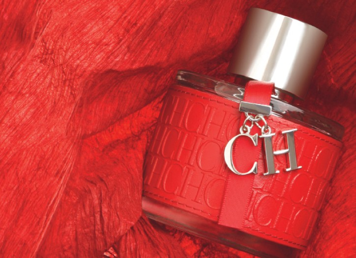 CH Carolina Herrera is intended to be the newest pillar of the Herrera fragrance franchise.