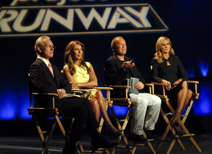 """Project Runway"" has found a new home on Lifetime."