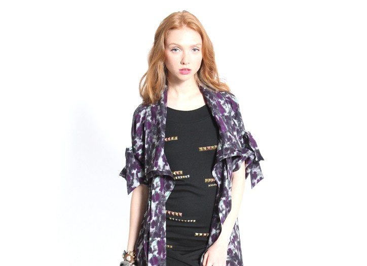A look from Rachel Rachel Roy launching at Macy's for fall.