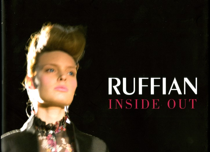 "The cover of ""Ruffian: Inside Out."""