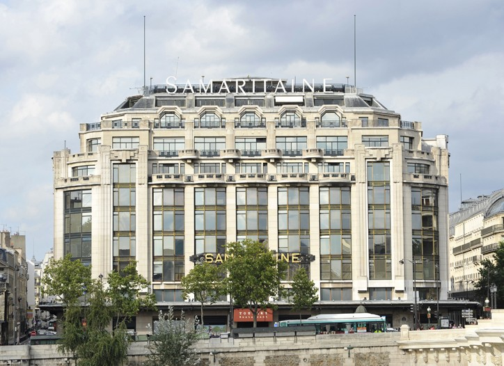 The Samaritaine was shuttered in 2005.