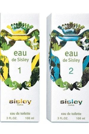 Sisley new fragrance trio.