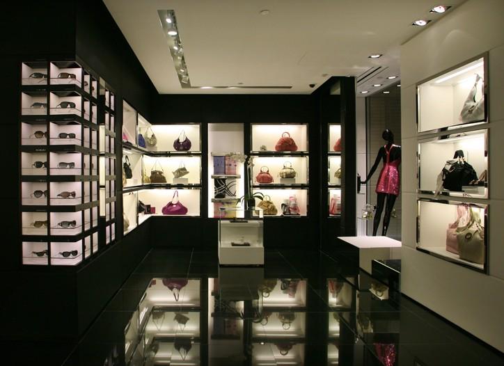 The new Versace in Dallas.