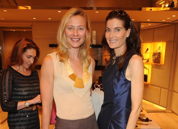 Renee Rockefeller and Jennifer Creel