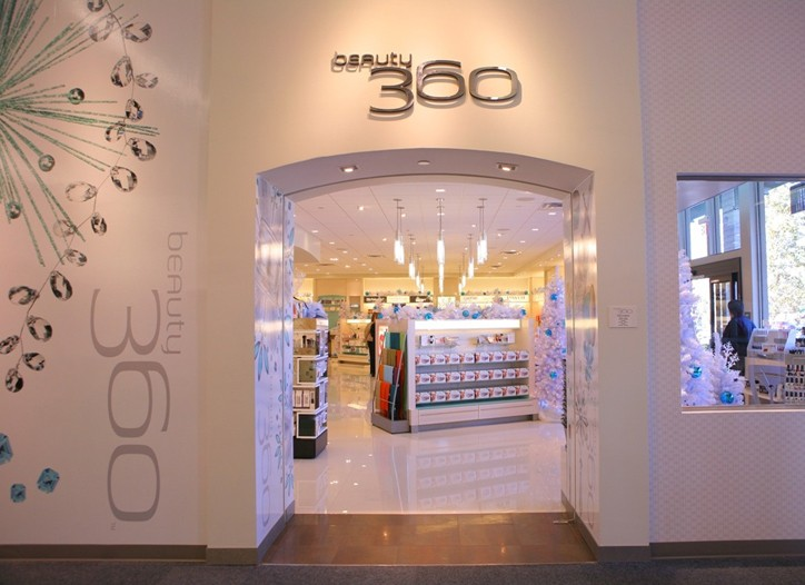 CVS' Beauty 360 location in Mission Viejo, Calif.