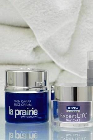 Beiersdorf NIVEA Eucerin and La Prairie