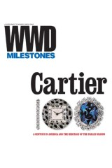 WWD Milestone Cartier 100 years