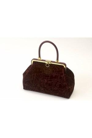 A handbag from Diane De Maria's collection.