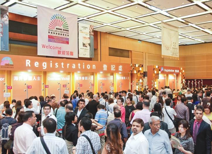 The Hong Kong Jewellery & Gem Fair will run June 18 to 21.