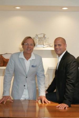 John Truex and Richard Lambertson.
