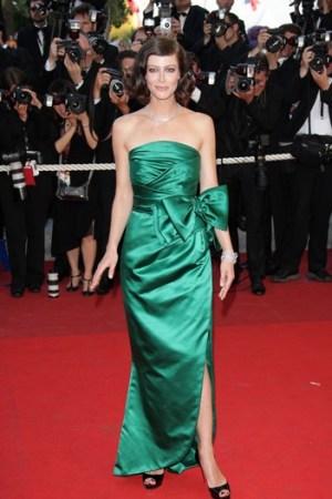 "Anna Mouglalis at the ""Coco Chanel & Igor Stravinsky"" Premiere in Cannes"