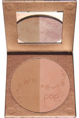 Pop Beauty's Double Duty bronzer.
