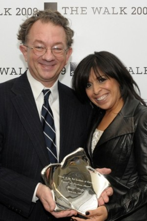 William Ivey Long and Maria Pinto