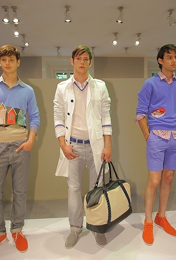 Ballantyne Men's Spring 2010