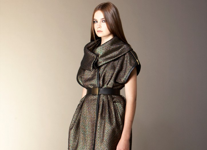 Look from Cynthia Steffe's holiday collection.