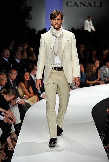 Canali Men's Spring 2010