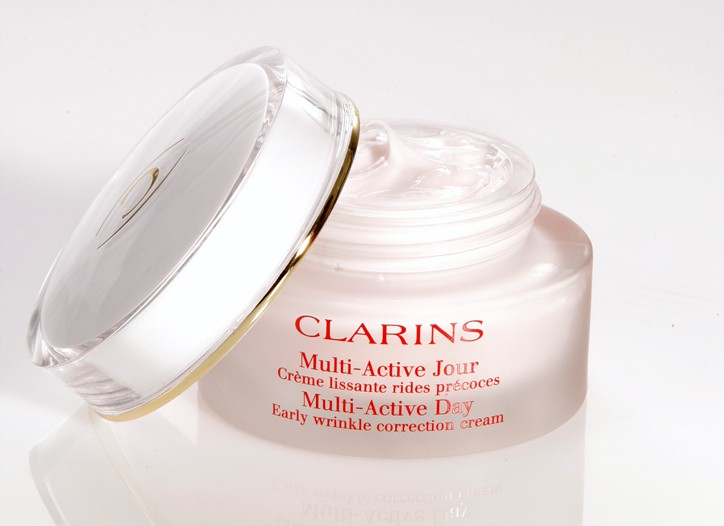 Clarins' Multi-Active Day cream.