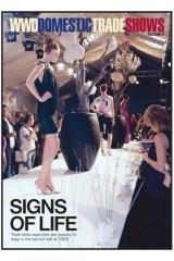 WWD Domestic Trade Shows June 2009 Cover