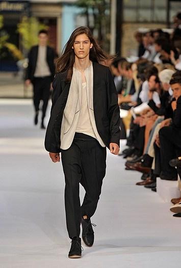 Dior Homme Men's Spring 2010