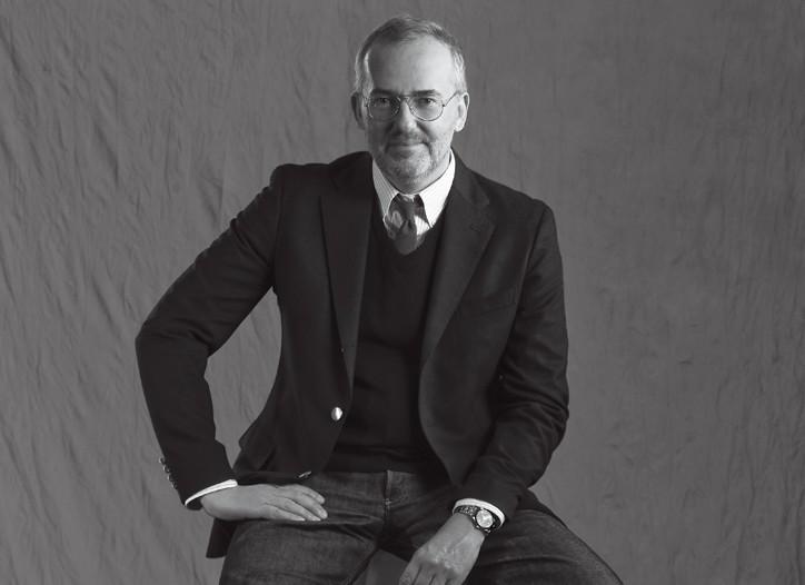 Jim Moore, Creative Director, GQ