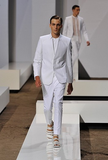 Hugo by Hugo Boss Men's Spring 2010