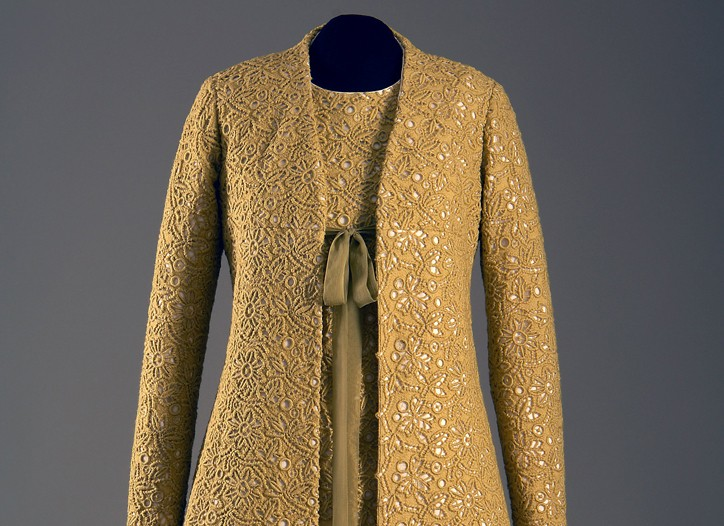 The ensemble Michelle Obama wore on Inauguration Day.
