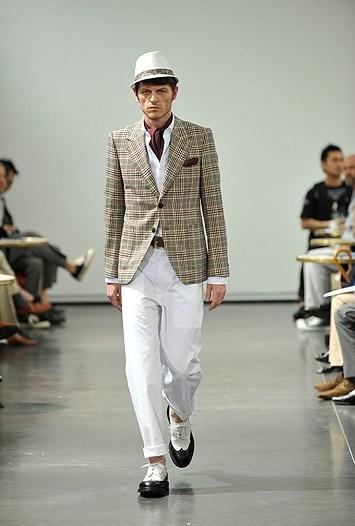 Junya Watanabe Men's Spring 2010