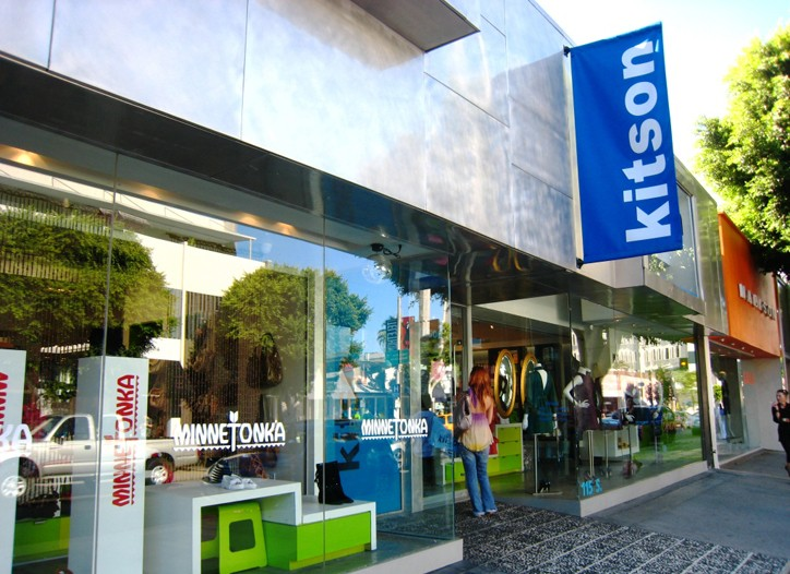 Kitson in Los Angeles.
