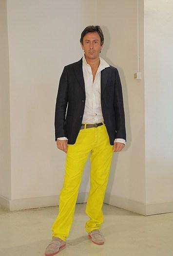 Massimo Alba Men's Spring 2010