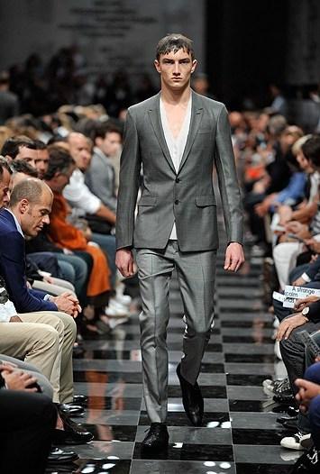 Prada Men's Spring 2010