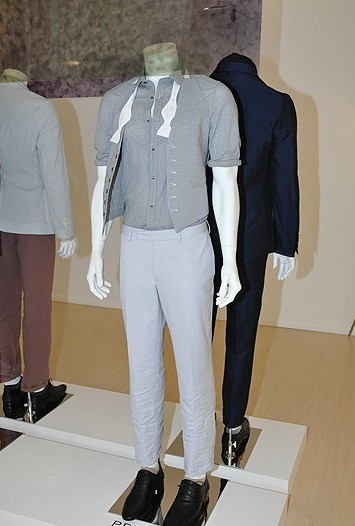 Pringle of Scotland Men's Spring 2010