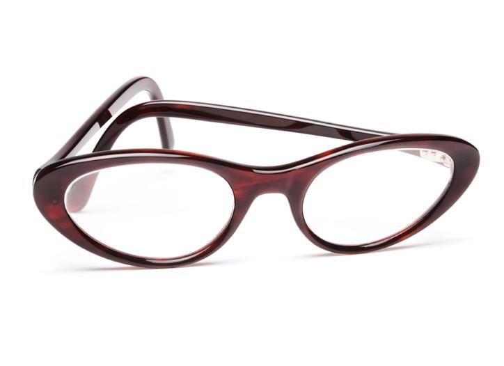 A pair of tortoiseshell frames from Maison Bonnet.