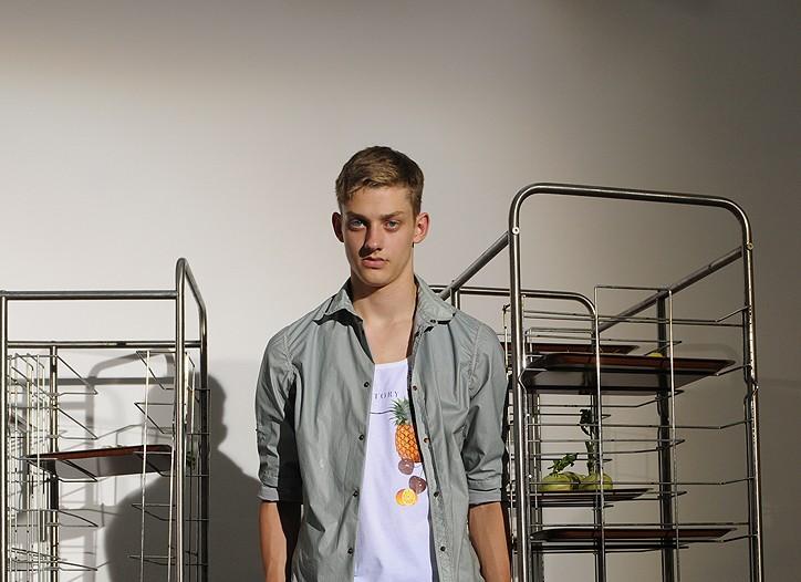 Stephan Schneider Men's Spring 2010