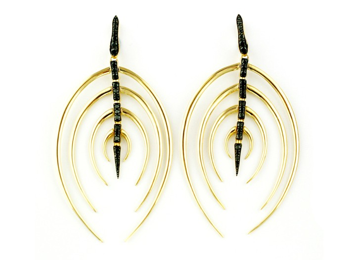 Stephen Webster earrings.
