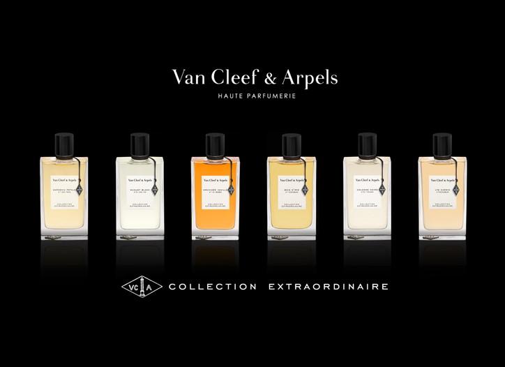 Van Cleef & Arpels' Collection Extraordinare.